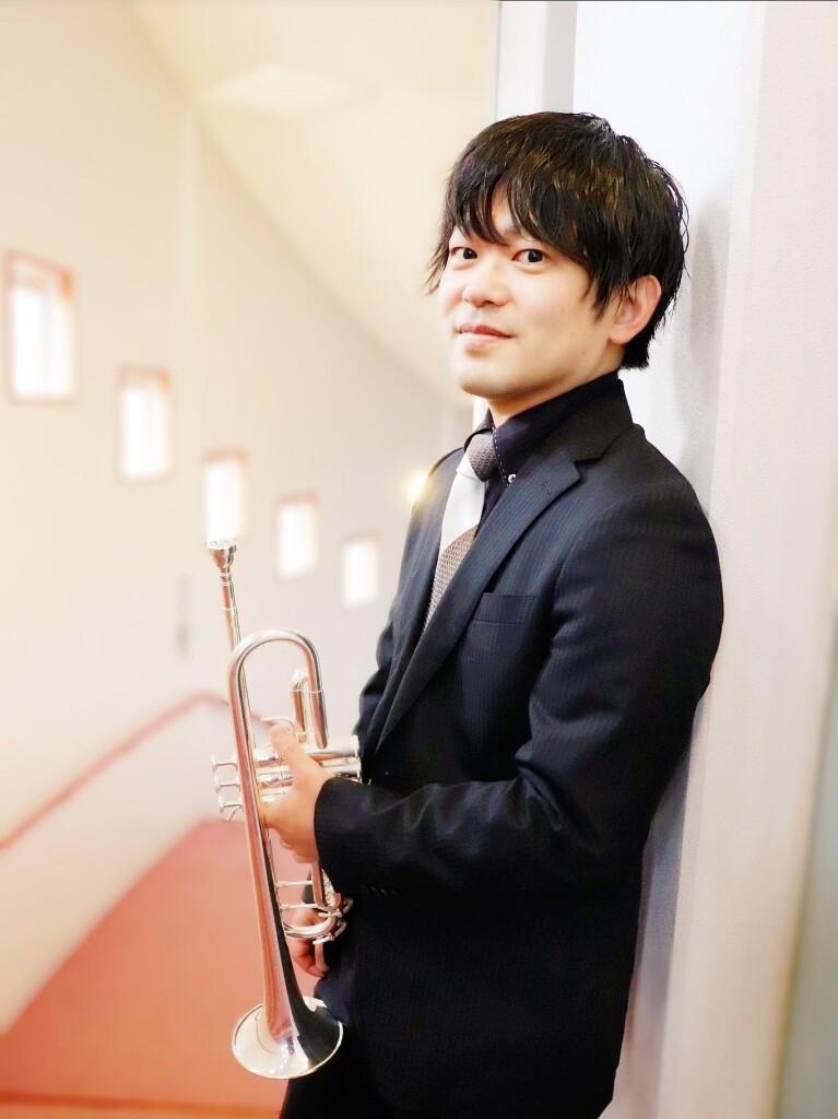 【吹奏楽部中高生向け】トランペット・坂口雄磨先生によるワークショップ&ミニコンサート